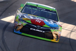 David Ragan, Joe Gibbs Racing Toyota crashes