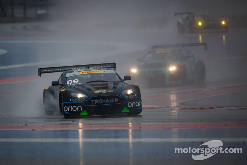 #09 TRG-AMR Aston Martin Vantage GT3: Mark McKenzie