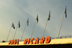 Paul Ricard atmosphere