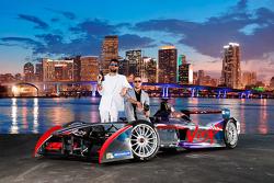 Jaime Alguersuari and Sam Bird, Virgin Racing