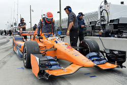 Charlie Kimball, Ganassi Racing Honda