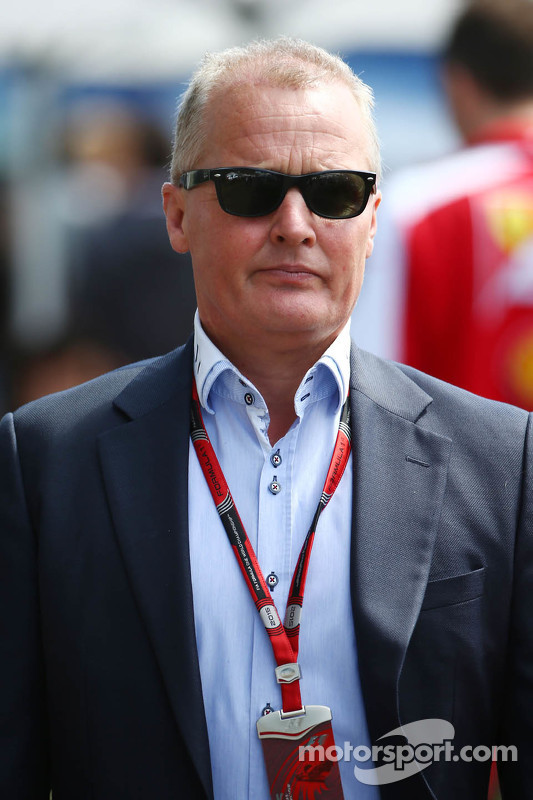 Johnny Herbert, Sky Sports F1 Presenter at Australian GP