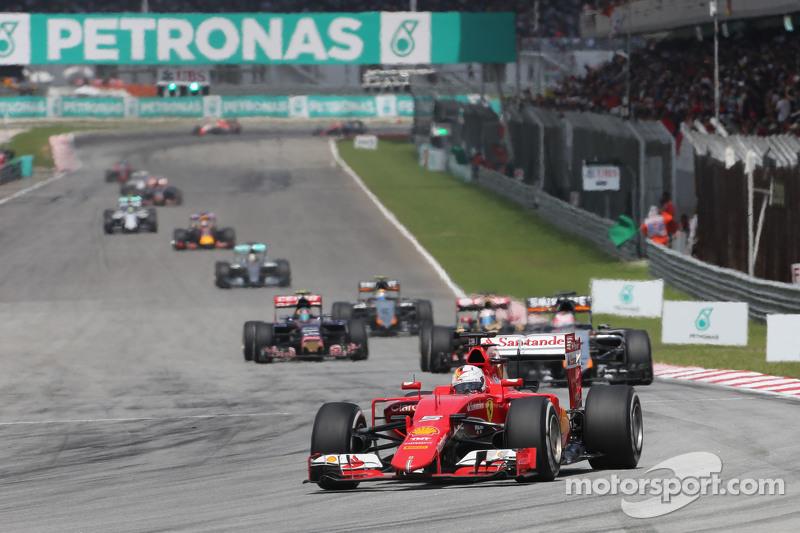 Формула 1 Inside Grand Prix: Малайзия. Часть 2