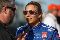 Simona de Silvestro, Andretti Autosport Honda