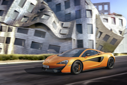 The McLaren 570S