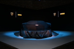 Lamborghini- en Pirelli-evenement