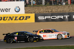 Andy Priaulx, Team IHG Rewards Club and Aron Smith, Team BMR