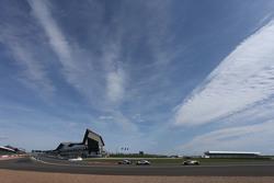 #1 Toyota Racing TS040 Hybrid: Anthony Davidson, Sébastien Buemi, Kazuki Nakajima and #91 Porsche Team Manthey 911 RSR: Richard Lietz and Michael Christensen and #4 Team By Kolles CLM P1/01 AER: Simon Trummer and Vitantonio Liuzzi