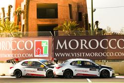 Jose Maria Lopez, Citroën C-Elysée WTCC, Citroën Total WTCC, Ma Qing Hua, Citroën C-Elysée WTCC, Citroën World Touring Car Team