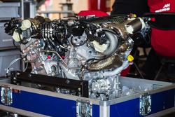 Nissan Motorsports Nissan GT-R Nismo engine