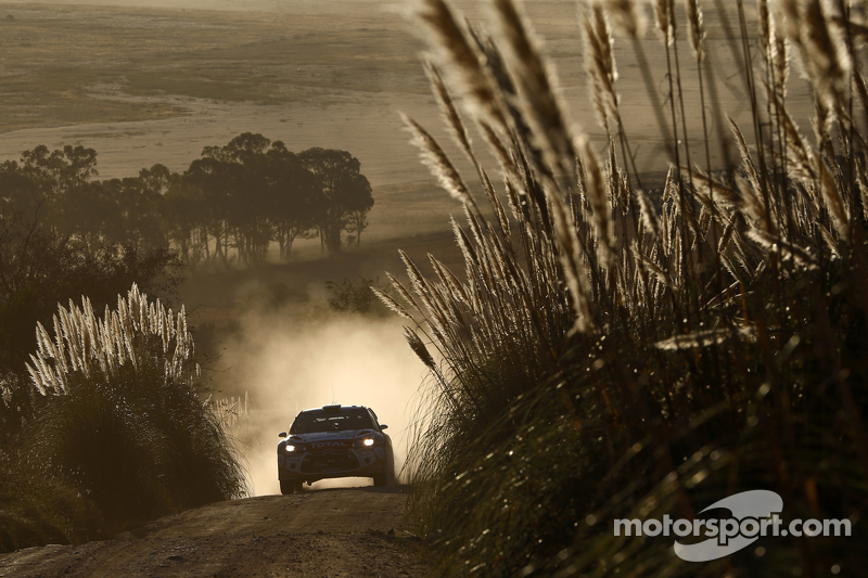 Kris Meeke, Paulg Nagle, Citroën DS3 WRC, Citroën World Rally Team