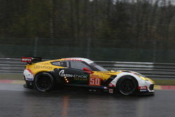 #50 Larbre Competition Chevrolet Corvette C7 Gianluca Roda, Paolo Ruberti, Kristian Poulsen