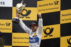 Podium, 3rd Gary Paffett, ART Grand Prix Mercedes-AMG C63 DTM