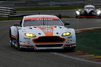 #95 Aston Martin Racing Aston Martin Vantage V8: Christoffer Nygaard, Marco Sørensen, Jonny Adam