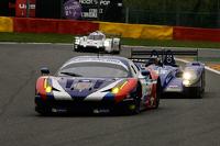#72 SMP Racing Ferrari F458 Italia: Victor Shaitar, Andrea Bertolini, Aleksey Basov