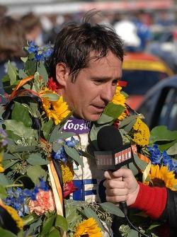 Wolf Henzler interview with Speed TV