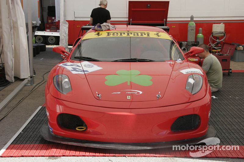 JMB Racing Competition Ferrari 430 Challenge GT3