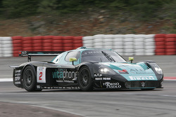 #2 Vitaphone Racing Team Maserati MC 12: Jamie Davies, Thomas Biagi