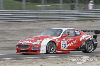 #78 AF Corse Maserati Gransport Light: Lorenzo Casè, Benedetto Marti