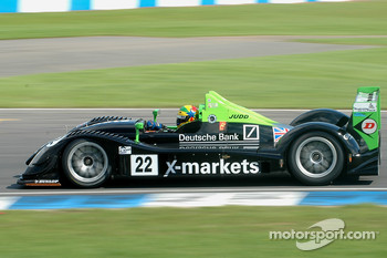 #22 Rollcentre Racing Radical SR9 Judd: Martin Short, Joao Barbosa, Rob Barff
