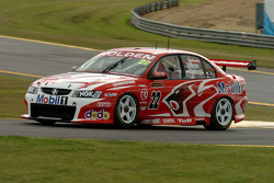 Ryan Briscoe joined Holden Racing Team