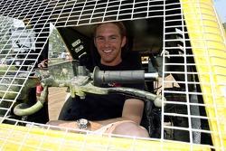 Scuderia Toro Rosso Apecar race: Scott Speed
