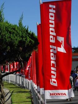 Honda Flags