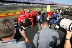 Media attention for Dale Earnhardt Jr.