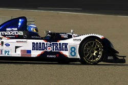 #8 B-K Motorsports Courage C65 Mazda: Jamie Bach, Guy Cosmo