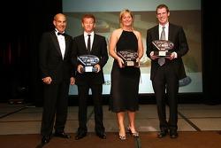 Scott Atherton, Patrick Long, Sarah Durose and Chris Dyson