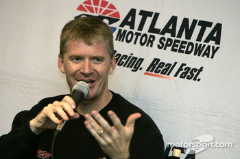 Press conference: Jeff Burton