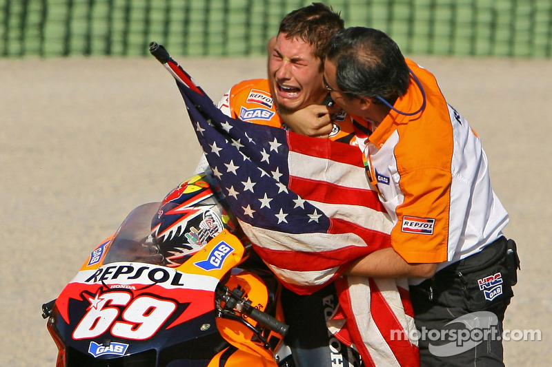 MotoGP-Champion 2006: Nicky Hayden