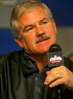 Press conference: Terry Labonte