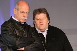Dr. Dieter Zetsche and Norbert Haug