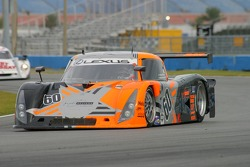 #60 Michael Shank Racing Lexus Riley: Mark Patterson, Oswaldo Negri, Helio Castroneves