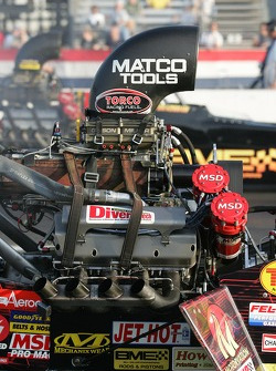 Top Fuel Engine
