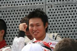 F3 drivers photoshoot: Kodai Tsukakoshi