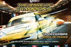 The poster for The Race of Champions 2006