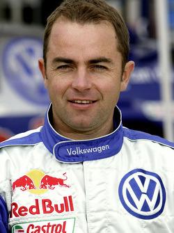 Volkswagen Motorsport presentation: Giniel de Villiers