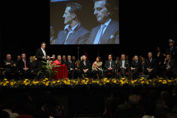 Maranello City Council, Michael Schumacher, Luca di Montezemolo and Ferrari management