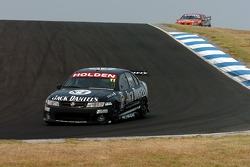 Paul Dumbrell's last driver with Perkins Racing