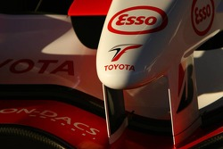 Toyota Racing TF106-B front wing