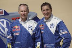 Volkswagen Motorsport presentation in Dubai: Ralph Pitchford and Mark Miller