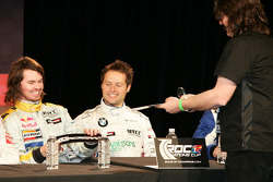 James Thompson and Andy Priaulx