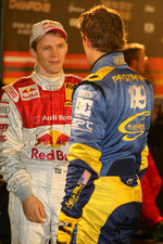 Mattias Ekstrm and Travis Pastrana