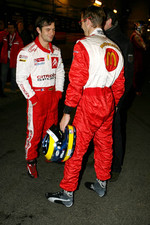 Sbastien Loeb and Sbastien Bourdais