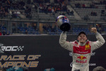 Race of Champions winner Mattias Ekstrm celebrates