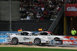 Quarter final: Daniel Sordo and Armin Schwarz