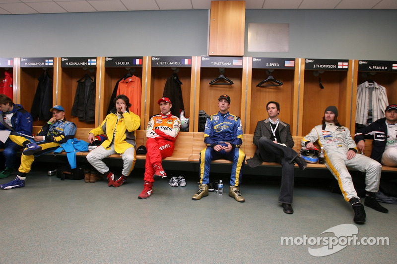 ROC drivers briefing