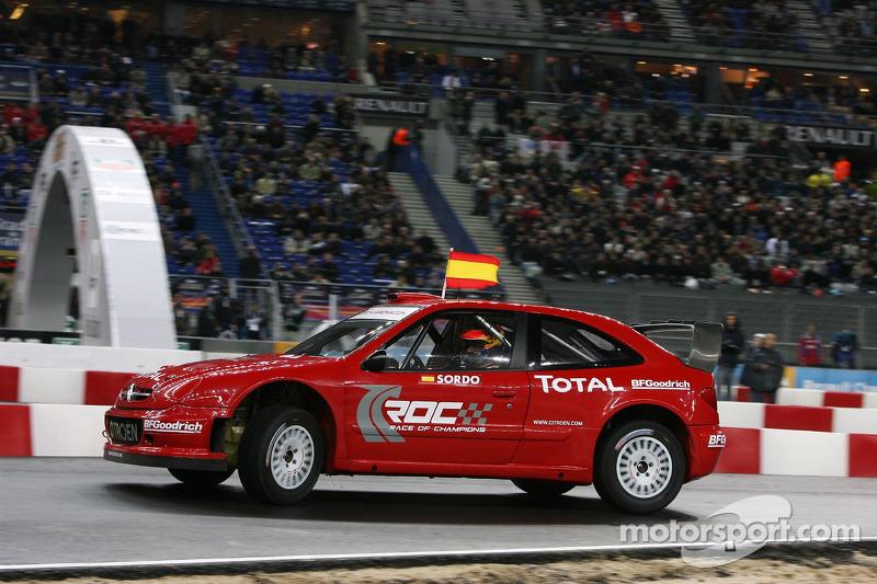 Semi final: Daniel Sordo